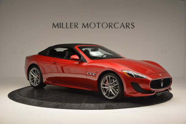 New 2017 Maserati GranTurismo Cab Sport for sale Sold at Bentley Greenwich in Greenwich CT 06830 17