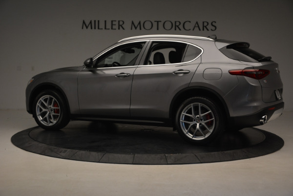 New 2018 Alfa Romeo Stelvio Q4 for sale Sold at Bentley Greenwich in Greenwich CT 06830 4