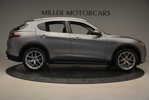 New 2018 Alfa Romeo Stelvio Q4 for sale Sold at Bentley Greenwich in Greenwich CT 06830 9