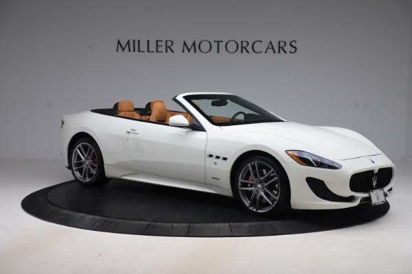Used 2017 Maserati GranTurismo Convertible Sport for sale $84,900 at Bentley Greenwich in Greenwich CT 06830 10