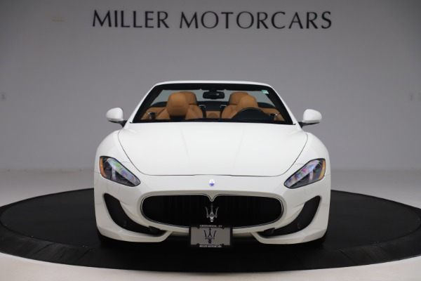 Used 2017 Maserati GranTurismo Convertible Sport for sale $84,900 at Bentley Greenwich in Greenwich CT 06830 12