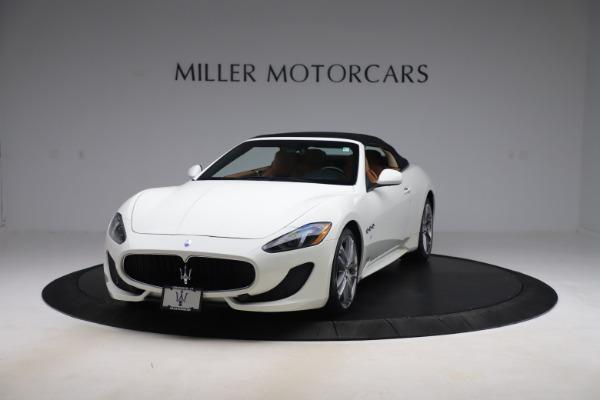 New 2017 Maserati GranTurismo Convertible Sport for sale Sold at Bentley Greenwich in Greenwich CT 06830 13