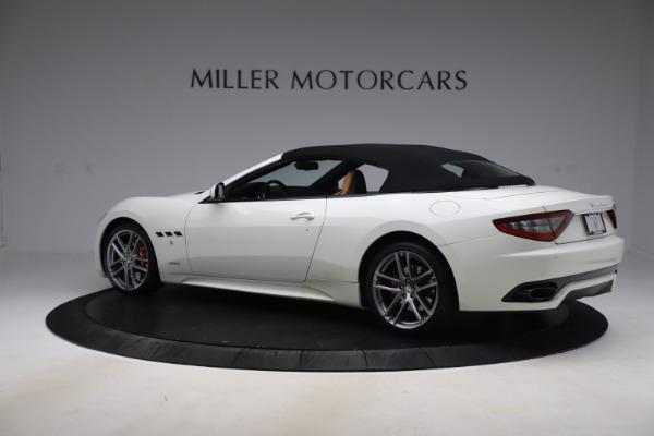New 2017 Maserati GranTurismo Convertible Sport for sale Sold at Bentley Greenwich in Greenwich CT 06830 16