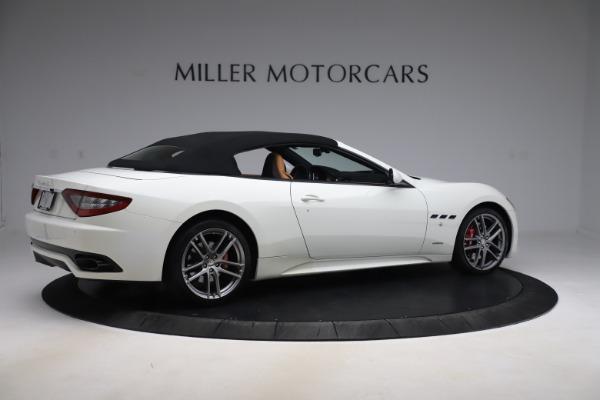 New 2017 Maserati GranTurismo Convertible Sport for sale Sold at Bentley Greenwich in Greenwich CT 06830 19