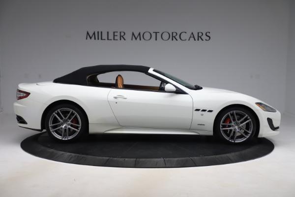 New 2017 Maserati GranTurismo Convertible Sport for sale Sold at Bentley Greenwich in Greenwich CT 06830 20