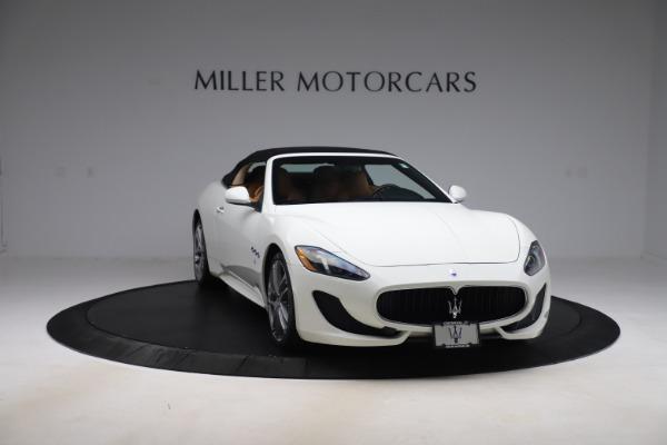 New 2017 Maserati GranTurismo Convertible Sport for sale Sold at Bentley Greenwich in Greenwich CT 06830 22