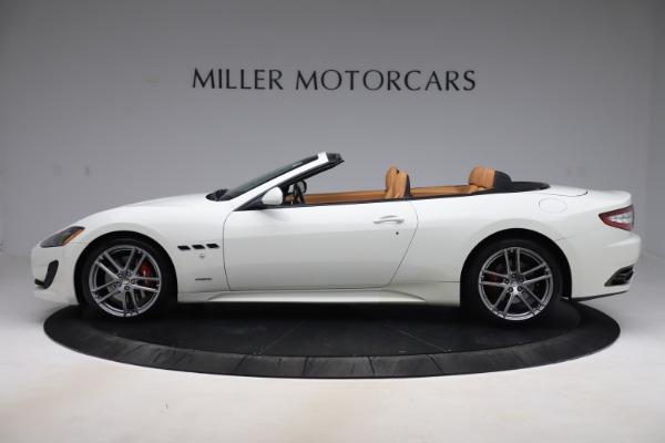Used 2017 Maserati GranTurismo Convertible Sport for sale $84,900 at Bentley Greenwich in Greenwich CT 06830 3