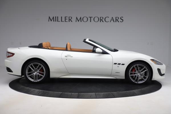 Used 2017 Maserati GranTurismo Convertible Sport for sale $84,900 at Bentley Greenwich in Greenwich CT 06830 9