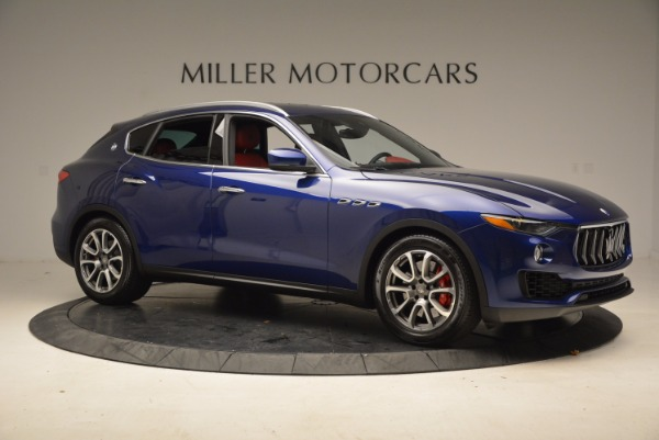 Used 2017 Maserati Levante S Q4 for sale Sold at Bentley Greenwich in Greenwich CT 06830 10