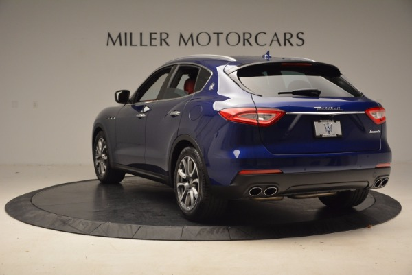 Used 2017 Maserati Levante S Q4 for sale Sold at Bentley Greenwich in Greenwich CT 06830 5