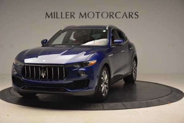 Used 2017 Maserati Levante S Q4 for sale Sold at Bentley Greenwich in Greenwich CT 06830 1