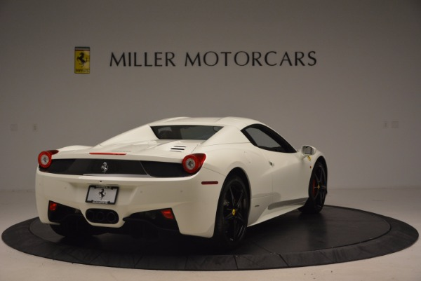 Used 2015 Ferrari 458 Spider for sale Sold at Bentley Greenwich in Greenwich CT 06830 19