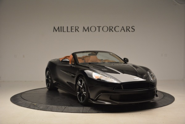 New 2018 Aston Martin Vanquish S Volante for sale Sold at Bentley Greenwich in Greenwich CT 06830 11