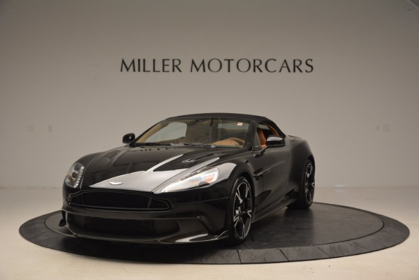 New 2018 Aston Martin Vanquish S Volante for sale Sold at Bentley Greenwich in Greenwich CT 06830 13