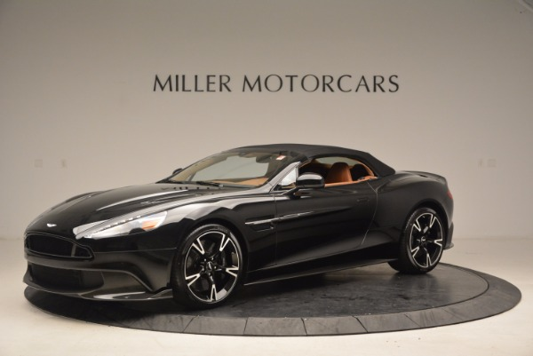 New 2018 Aston Martin Vanquish S Volante for sale Sold at Bentley Greenwich in Greenwich CT 06830 14