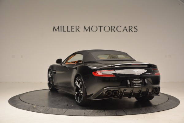 New 2018 Aston Martin Vanquish S Volante for sale Sold at Bentley Greenwich in Greenwich CT 06830 17