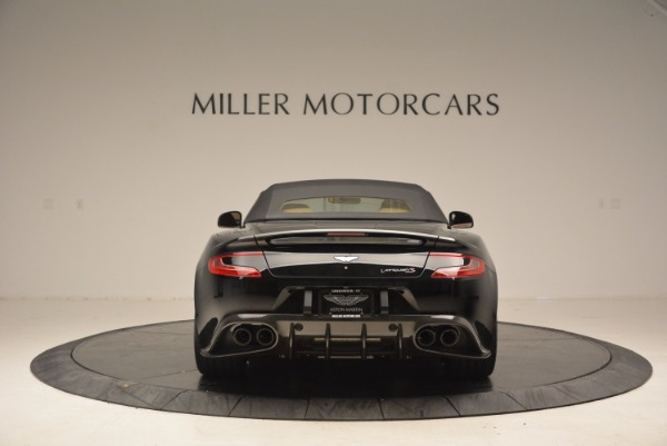 New 2018 Aston Martin Vanquish S Volante for sale Sold at Bentley Greenwich in Greenwich CT 06830 18