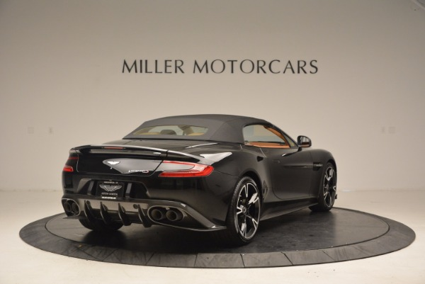 New 2018 Aston Martin Vanquish S Volante for sale Sold at Bentley Greenwich in Greenwich CT 06830 19