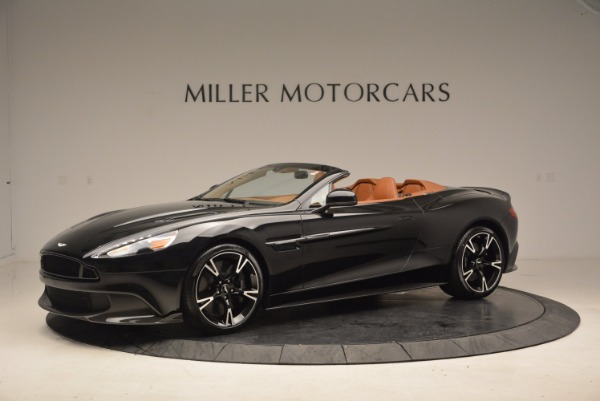New 2018 Aston Martin Vanquish S Volante for sale Sold at Bentley Greenwich in Greenwich CT 06830 2
