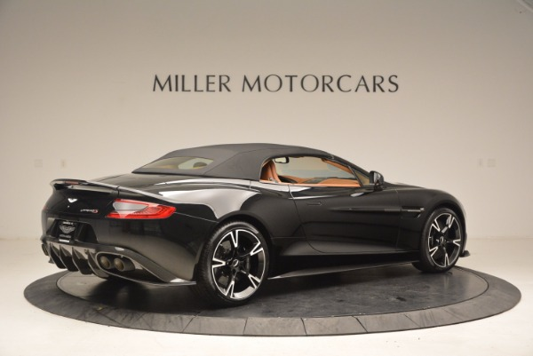 New 2018 Aston Martin Vanquish S Volante for sale Sold at Bentley Greenwich in Greenwich CT 06830 20