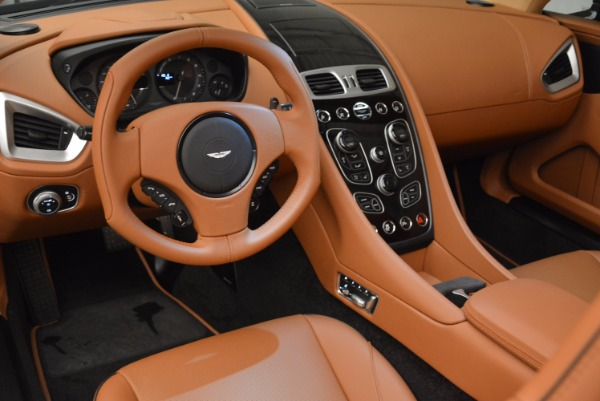 New 2018 Aston Martin Vanquish S Volante for sale Sold at Bentley Greenwich in Greenwich CT 06830 23