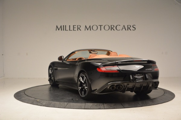 New 2018 Aston Martin Vanquish S Volante for sale Sold at Bentley Greenwich in Greenwich CT 06830 5