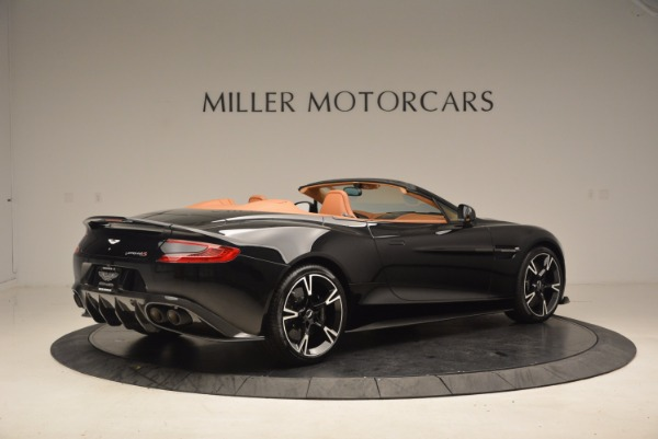 New 2018 Aston Martin Vanquish S Volante for sale Sold at Bentley Greenwich in Greenwich CT 06830 8