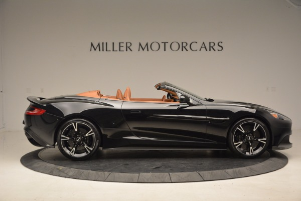 New 2018 Aston Martin Vanquish S Volante for sale Sold at Bentley Greenwich in Greenwich CT 06830 9