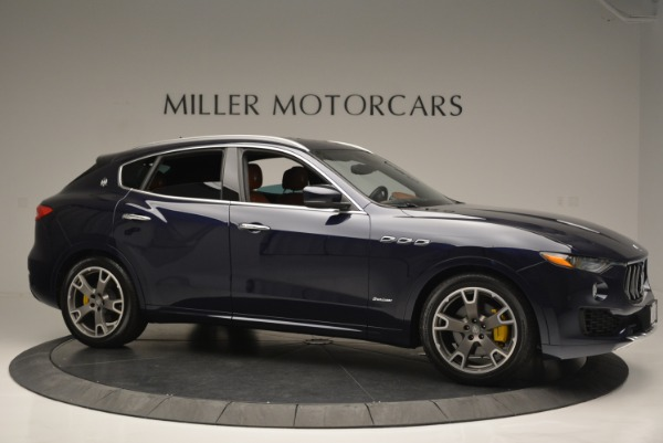 Used 2018 Maserati Levante Q4 GranLusso for sale $61,900 at Bentley Greenwich in Greenwich CT 06830 10