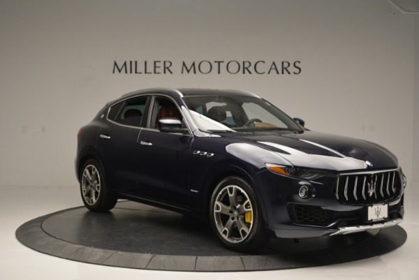 Used 2018 Maserati Levante Q4 GranLusso for sale $61,900 at Bentley Greenwich in Greenwich CT 06830 11