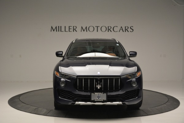 Used 2018 Maserati Levante Q4 GranLusso for sale $61,900 at Bentley Greenwich in Greenwich CT 06830 12