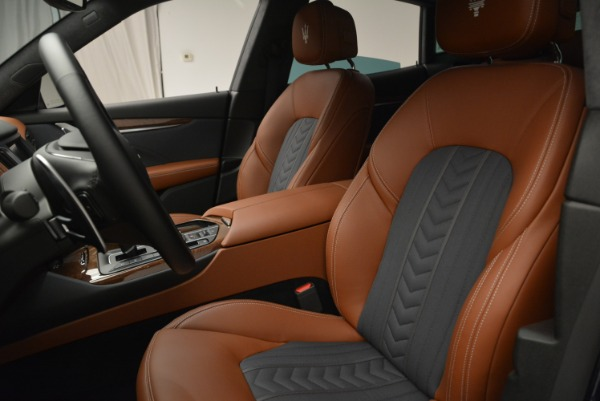 New 2018 Maserati Levante Q4 GranLusso for sale Sold at Bentley Greenwich in Greenwich CT 06830 14