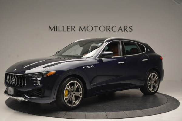 Used 2018 Maserati Levante Q4 GranLusso for sale $61,900 at Bentley Greenwich in Greenwich CT 06830 2