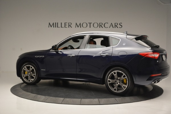 Used 2018 Maserati Levante Q4 GranLusso for sale $61,900 at Bentley Greenwich in Greenwich CT 06830 4