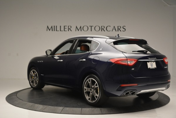 New 2018 Maserati Levante Q4 GranLusso for sale Sold at Bentley Greenwich in Greenwich CT 06830 5