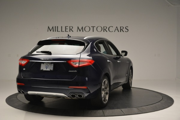 Used 2018 Maserati Levante Q4 GranLusso for sale $61,900 at Bentley Greenwich in Greenwich CT 06830 7