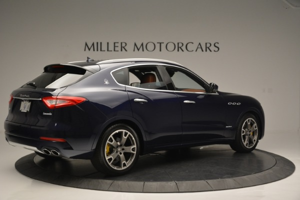 Used 2018 Maserati Levante Q4 GranLusso for sale $61,900 at Bentley Greenwich in Greenwich CT 06830 8