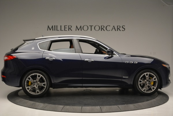 Used 2018 Maserati Levante Q4 GranLusso for sale $61,900 at Bentley Greenwich in Greenwich CT 06830 9