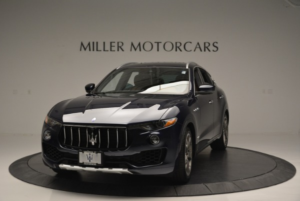 Used 2018 Maserati Levante Q4 GranLusso for sale $61,900 at Bentley Greenwich in Greenwich CT 06830 1