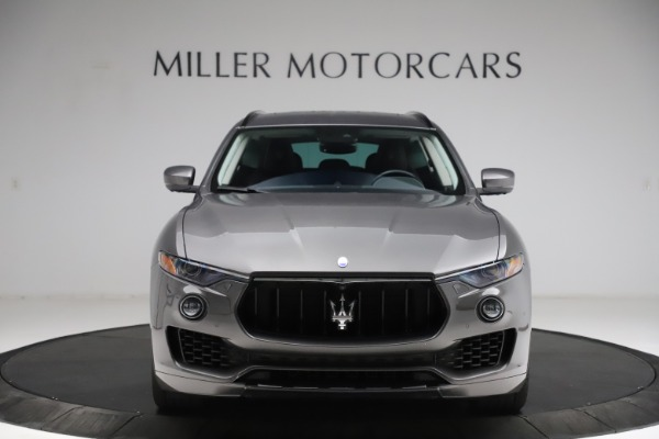 Used 2018 Maserati Levante SQ4 GranSport for sale $55,900 at Bentley Greenwich in Greenwich CT 06830 12