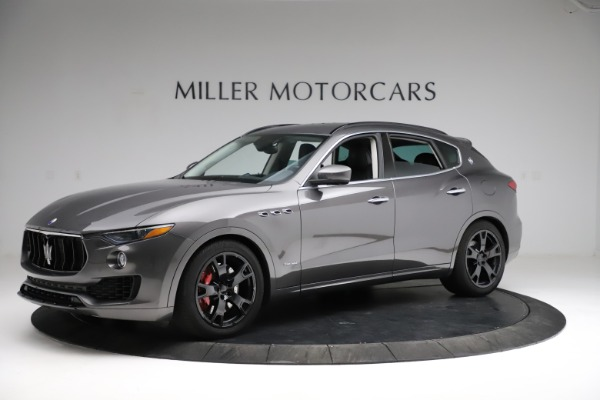Used 2018 Maserati Levante SQ4 GranSport for sale $55,900 at Bentley Greenwich in Greenwich CT 06830 2