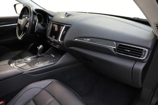 Used 2018 Maserati Levante SQ4 GranSport for sale $55,900 at Bentley Greenwich in Greenwich CT 06830 22