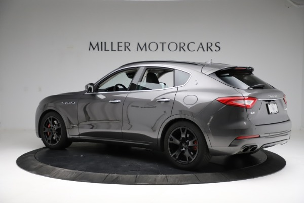 Used 2018 Maserati Levante SQ4 GranSport for sale $55,900 at Bentley Greenwich in Greenwich CT 06830 4