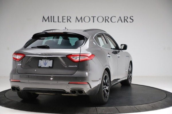 Used 2018 Maserati Levante SQ4 GranSport for sale $55,900 at Bentley Greenwich in Greenwich CT 06830 7