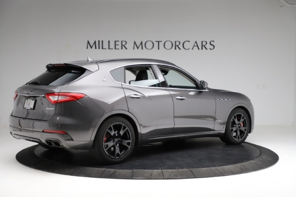 Used 2018 Maserati Levante SQ4 GranSport for sale $55,900 at Bentley Greenwich in Greenwich CT 06830 8