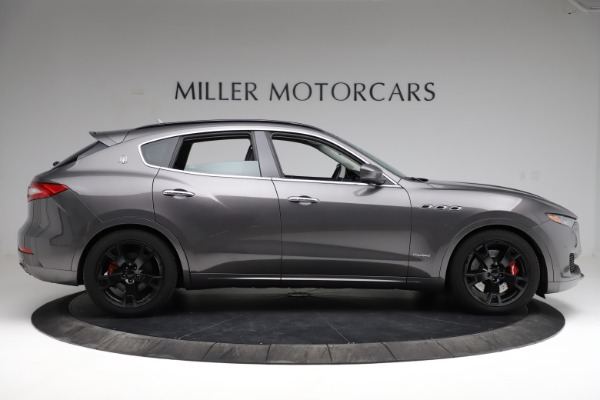 Used 2018 Maserati Levante SQ4 GranSport for sale $55,900 at Bentley Greenwich in Greenwich CT 06830 9