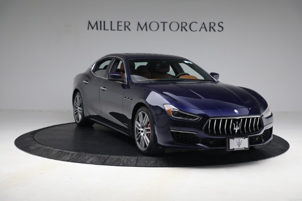 Used 2018 Maserati Ghibli S Q4 GranLusso for sale $56,900 at Bentley Greenwich in Greenwich CT 06830 10
