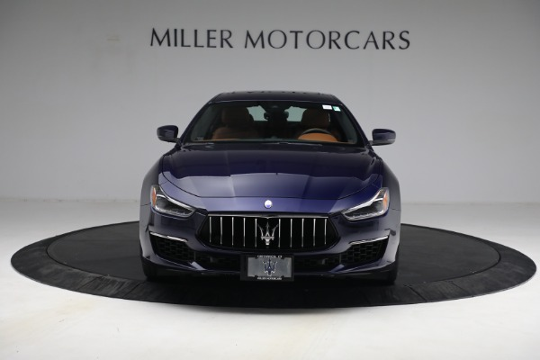 Used 2018 Maserati Ghibli S Q4 GranLusso for sale $56,900 at Bentley Greenwich in Greenwich CT 06830 11