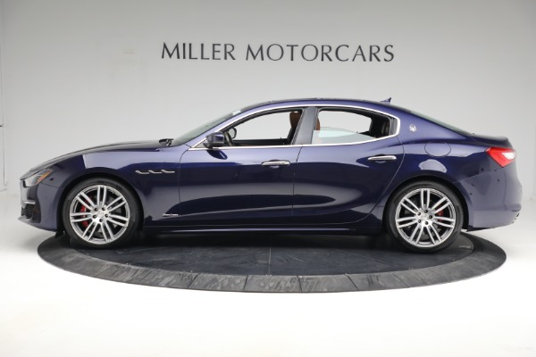 New 2018 Maserati Ghibli S Q4 GranLusso for sale Sold at Bentley Greenwich in Greenwich CT 06830 2