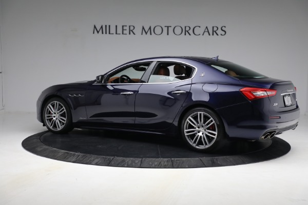 Used 2018 Maserati Ghibli S Q4 GranLusso for sale $56,900 at Bentley Greenwich in Greenwich CT 06830 3